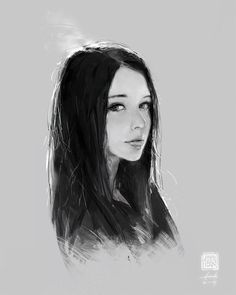 Girl, Kan Liu(666K信譞) on ArtStation at http://www.artstation.com/artwork/girl-8877658d-eabc-4a5c-a697-287c77ff5a5e