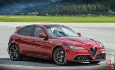 Alfa Romeo Giulietta QV 2018