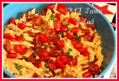 BLT Pasta Salad!