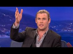 Chris Hemsworth On The Ups & Downs Of Portraying Thor - CONAN on TBS - YouTube