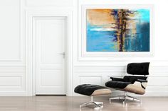 Extra Large Wall Art Palette Knife Artwork Original Painting,Painting on Canvas Modern Wall Decor Contemporary Art, Abstract Painting Texture Painting On Canvas, Large Painting, Acrylic Paintings, Animal Paintings, Abstract Paintings, Art Paintings, Animal Drawings, Contemporary Wall Art, Modern Wall Decor