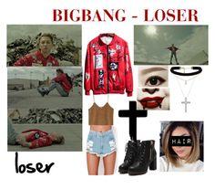 BIGBANG - LOSER (taeyang) outfits