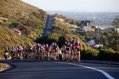 Cape Argus Cycle Tours - Cape Town