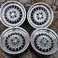 Car Rims, Rims For Cars, Bmw E30, Volkswagen Golf Mk2, Bmw Cars, Performance Parts, Banjo, Alloy Wheel, Honda Civic