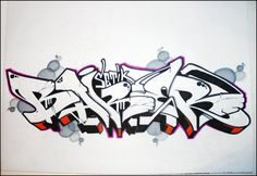 Moas 2012 by bakeroner on DeviantArt Graffiti Piece, Graffiti Words, Graffiti Writing, Graffiti Wall Art, Graffiti Tagging, Graffiti Styles, Street Art Graffiti, Graffiti Wildstyle, Graffiti Lettering Alphabet