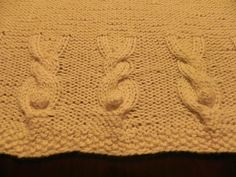 Ravelry: Heirloom Bunny Blanket pattern by Stacylynn Cottle