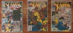 The Uncanny X-Men Vol. 1 Lot of 31: #304 - #392
