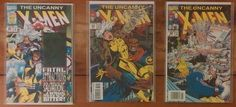 The Uncanny X-Men Vol. 1 Lot of 31: #304 - #392