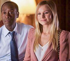 Kristen Bell - House of Lies, What are they going to do now about the Baby? Actually Marty