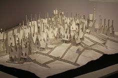 Hogsmead scale model
