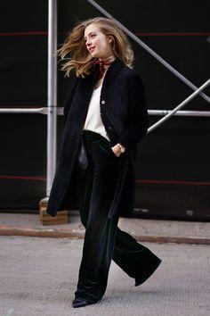 Fall 2016 New York Fashion Week Street Style Day 3