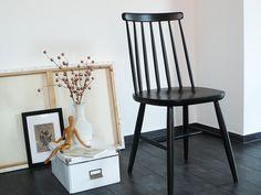 Windsorstuhl, Ilmari Tapiovaara Stuhl, Vintage  von Gute Stube auf DaWanda.com