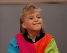 Jodie Sweetin turns 31 on Jan. and to honor the Full House star, we're revisiting some of her best Stephanie Tanner moments from the iconic sitcom. Middle Child Day, The Middle, Stephanie Tanner Full House, Full House Episodes, Ice Queen Adventure Time, Full House Tv Show, Full House Quotes, Scripture Canvas, Girlmore Girls