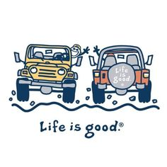 This is totally how I feel when I see other Jeep drivers on the road lol