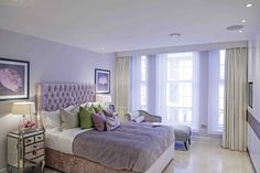 Bedroom Interiors | JHR Interiors