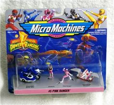 Mighty Morphin Power Rangers Pink Ranger Micro Machines Collection #5 The Original Scale Miniatures http://www.amazon.com/dp/B000FX693E/ref=cm_sw_r_pi_dp_1QsYvb14M7D65