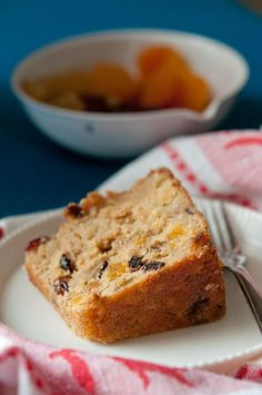 Citrus Fruitcake - a big to-do, but looks and sounds worth it!