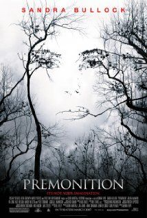 Premonition (2007) Depressed housewife learns her husband was killed in a car accident the day previously, awakens the next morning to find him alive and well at home, and then awakens the next day after to a world in which he is still dead.