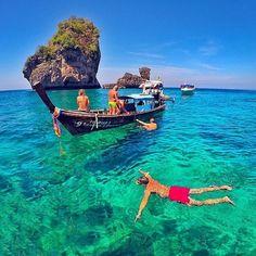Ao Nui Bay Thailand @NinjaRod - like it if you believe our #earthisstunning   --------------------------- #earth #earthisbeautiful #earthpix #earthphoto #earthlover #earthescape #earthcapture #photograph #photooftheday