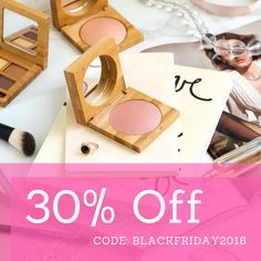 c2c28a53e13 Shop Black Friday Weekend with this once a year 30% sale on all Antonym  Cosmetics natural and organic makeup and vegan brushes.