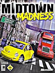 Free Downloads PC Games And Softwares: Midtown Madness 1 PC Game Full Version…