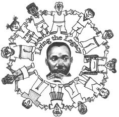 martin luther king activities worksheets martin luther king jr coloring pages for kids - Martin Luther King Jr Coloring Pages