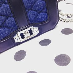 Rebecca Minkoff Jeans Details @rebeccaminkoff #rmspring #newcollection #love #crossbody #chic #sun #jeans #blue #spring #summer #accessories #instabag #clutch #rebeccaminkoff #pois #solodamascheroni #mascheronistore Shop online -> mascheronistore.it