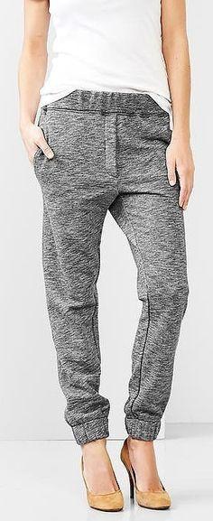 Holiday Gift Idea:  Gap Dressed-Up Sweatpants