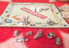 American Girl Monopoly Pieces