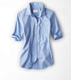 AEO Short Sleeve Favorite Shirt