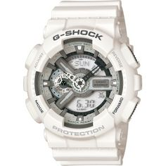 40c28bd937d THE SUPPLY SHOPPE - Product - CW437 G SHOCK WHITE ANALOG AND DIGITAL (GA-