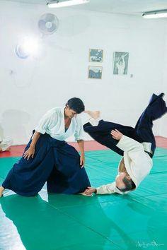 Jerusalem aikido