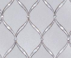 The Manhattan Series - Thassos & Mother of Pearl Verona Weave Polished x Kitchen Backsplash, Kitchen Cabinets, Kitchen Floor, Kitchen Appliances, Mother Of Pearl Backsplash, American Kitchen, Mosaic Tiles, Fixer Upper, Decoration