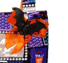 TRICK or TREAT! bag  #Halloween #TrickorTreat #HalloweenBag