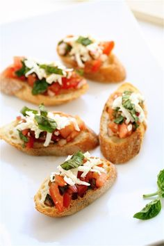 Easy Finger Food Party Recipes