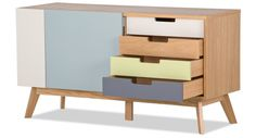 Sideboard Narvik, fashion for home