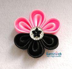Kanzashi #25 - Double petal