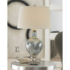 """Found it at Wayfair - 31.5"""" H Table Lamp with Empire Shade"""