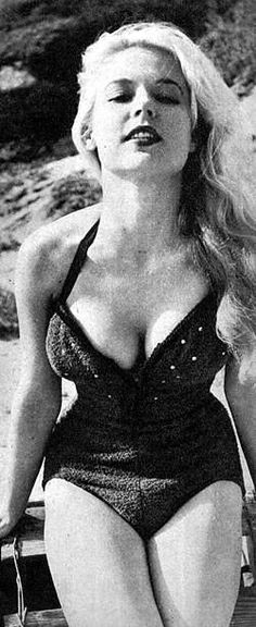 Betty Brosmer- one of my favorite pinup models