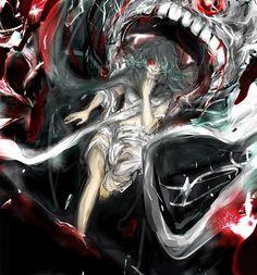 Eto ||| Tokyo Ghoul Fan Art