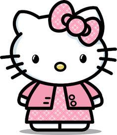 Hello Kitty imagenes para imprimir-Imagenes y dibujos para imprimir