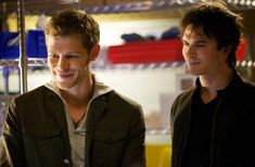 Damon Salvatore vs. Klaus Mikaelson: Who's The Hottest Vampire