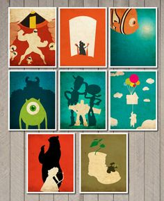 https://www.etsy.com/listing/184798255/8x10-disney-pixar-movie-poster-set?ref=listing-shop-header-3  $40 pixar/disney poster set at Etsy