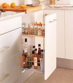 5 tips para mantener la cocina ordenada