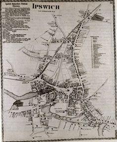 Nutfield Genealogy: Surname Saturday ~ EMERSON of Ipswich, Massachusetts #genealogy #familyhistory