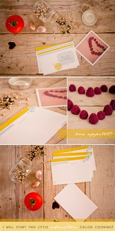 A link to cute recipe cards.  Author asked that direct links to the cards be avoided, so find the link on her original page here.