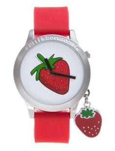 Helen Rochfort Strawberry Watch   #NLHoliday