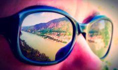 Wachau💚 Mirrored Sunglasses, Image Editing, Pictures