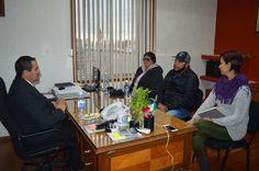 El pasado viernes el secretario del H. Ayuntamiento, Armando Gutiérrez Sánchez y la directora de turismo, se reunieron con productores del largometraje....