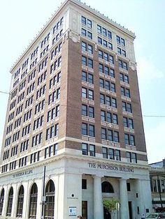 The Murchison Building A Video Clip Showing The Battleship Nc Entry Into Wilmington In 1961 Battleship North Carolina
